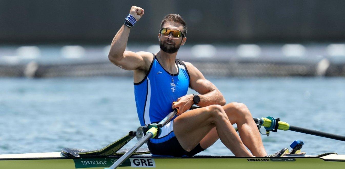 Ολυμπιακοί Αγώνες 2021: Φανταστικός Ντούσκος - Έφερε το πρώτο χρυσό στην Ελλάδα   Έθνος