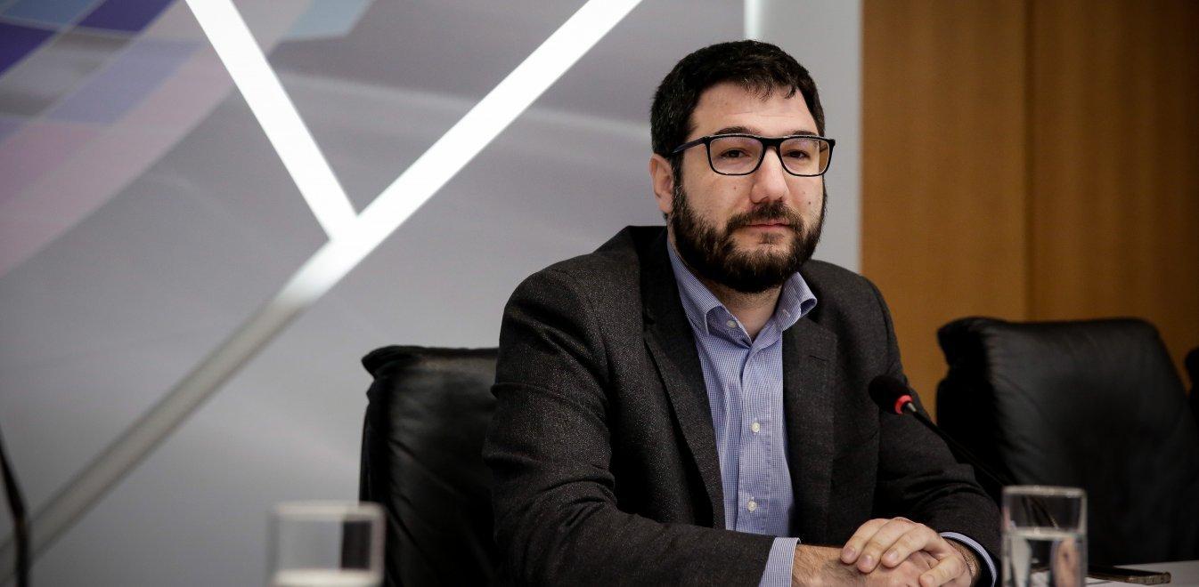Ηλιόπουλος για efood: Να σταματήσουν να πουλάνε τρέλα...