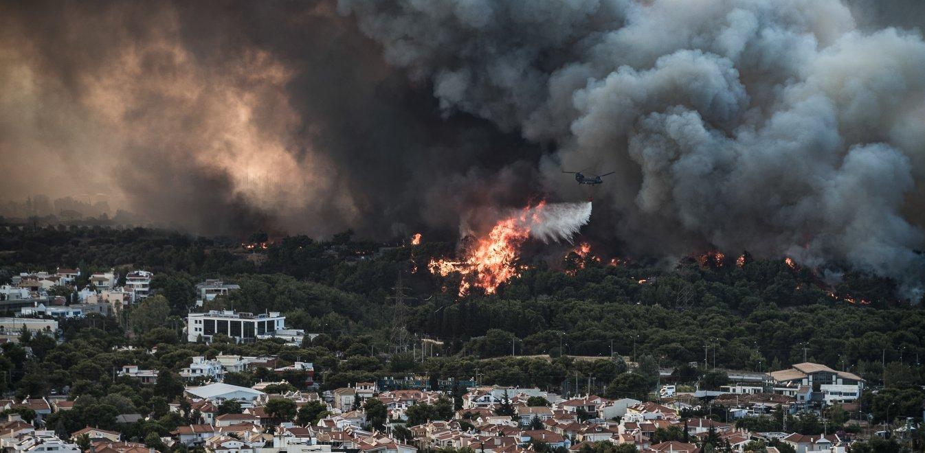 Πλειώνης σε Τσίπρα: Οι άνεμοι στα μέτωπα της πυρκαγιάς στην Αττική δεν  ξεπερνούν τα 4 μποφόρ – Δεν ζήτησαν ενεργοποίηση του επιχειρησιακού  συστήματος IRIS 2.0 | Έθνος