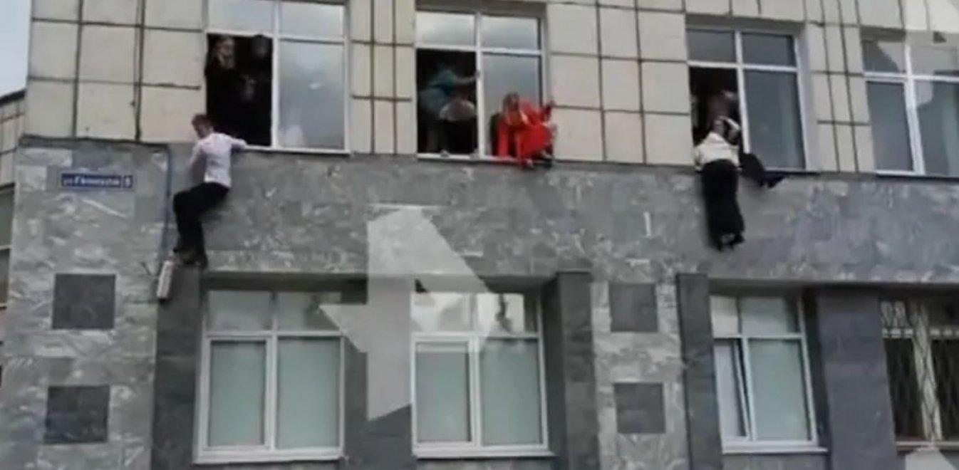 Επίθεση σε πανεπιστήμιο στη Ρωσία: Νεκρός ο δράστης, 8 νεκροί και 19 οι τραυματίες