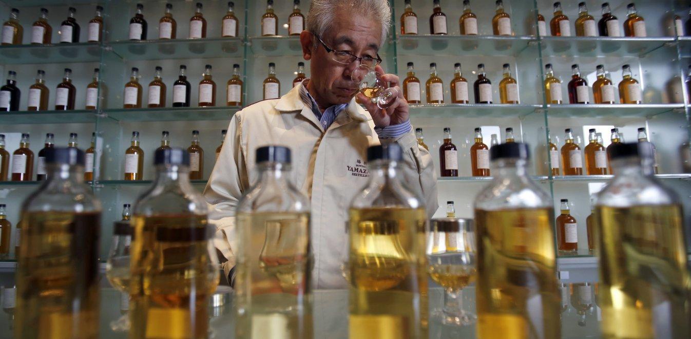 Tο ιαπωνικό ουίσκι γίνεται το πολυπόθητο απόσταγμα στον κόσμο