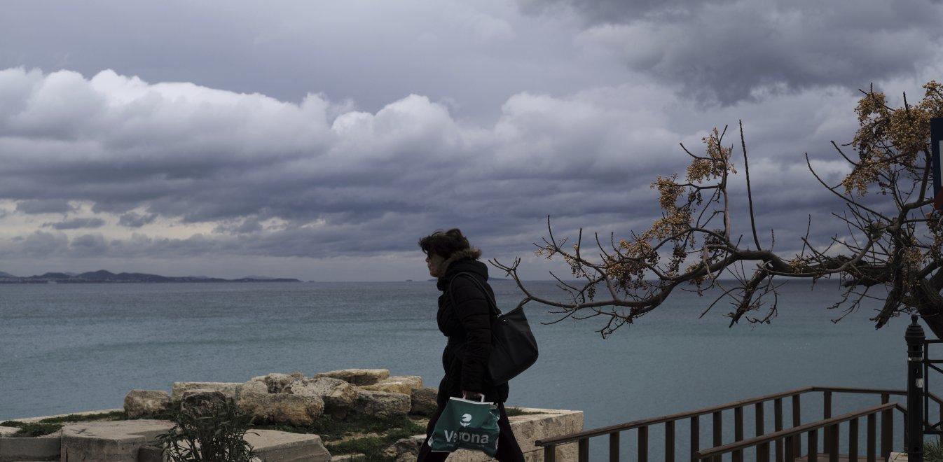 Καιρός: Νεφώσεις και τοπικές βροχές το Σάββατο - Έως επτά Μποφόρ οι άνεμοι  στο Αιγαίο   Έθνος