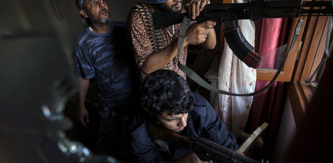 Λιβύη: Νομοσχέδιο των ΗΠΑ ανοίγει το δρόμο για επιβολή κυρώσεων και ζητεί απομάκρυνση όλων των ξένων δυνάμεων