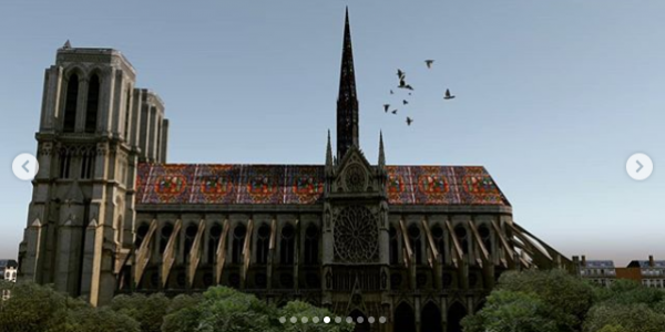 "Screenshot_2019-05-03 Alexandre Fantozzi on Instagram "" Our proposal for the restoration of the Notre Dame Cathedral is to [...](4).png"