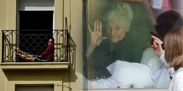 Κορονοϊός: Πάνω από 5.000 νεκροί στην Ευρώπη σύμφωνα με το Γαλλικό Πρακτορείο