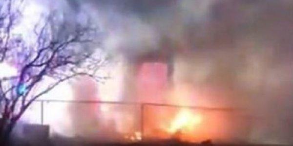 Έκαψαν στρώματα για να δραπετεύσουν από φυλακή αλλά κάηκαν ζωντανοί