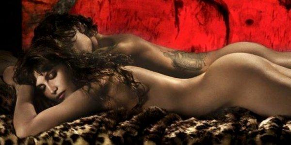 Φυσικό γυμνό μοντέλα
