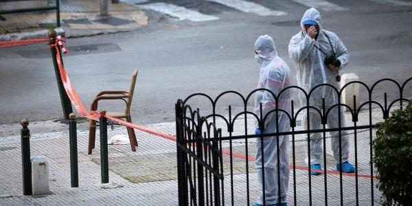 a3a60ad088 Έκρηξη στο Κολωνάκι  Τι λέει στο OPEN ο τραυματίας αστυνομικός