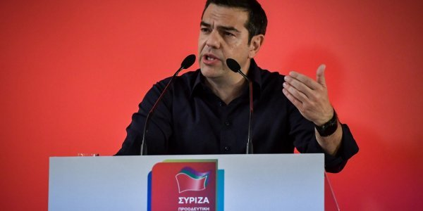 Tsipras at Central Committee: We lost a battle, but the war lies ahead