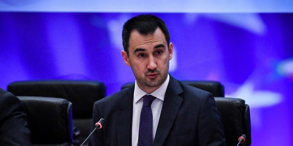 Charitsis' reaction to Lagarde's statement on primary surplus targets