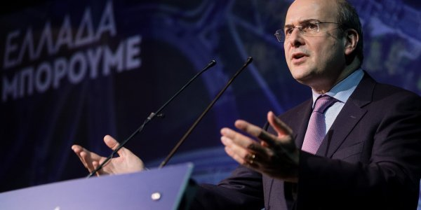 Hatzidakis: 'bad choices' have made PPC lose 90 pct of its worth