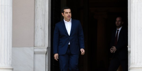 Tsipras: General elections a vote of confidence in relief measures for the Greek people