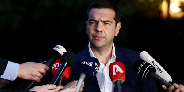 Tsipras after KYSEA meeting: There will be sanctions against those who violate Greece and Cyprus' sovereign rights