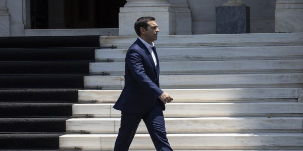 Tsipras to ask for the adoption of measures against Turkey