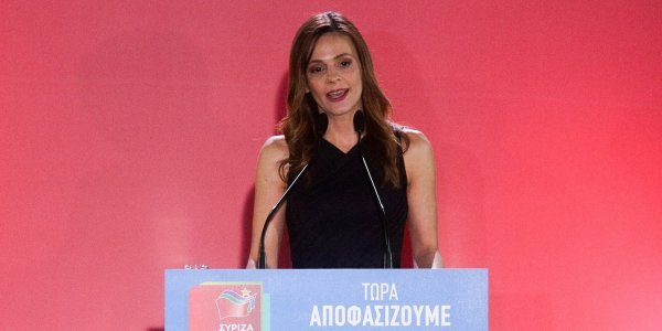 Greece does not need a credit line, Achtsioglou says
