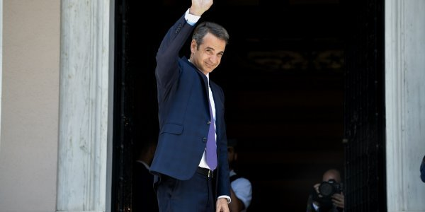 PM Mitsotakis to chair meeting on migration policy