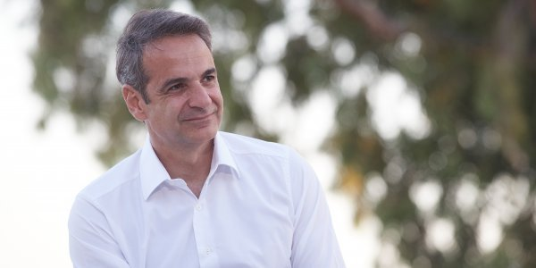 Debt will be repaid by growth, Mitsotakis promises