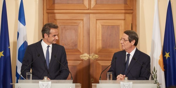 Mitsotakis on Cyprus: We choose peace and reconciliation, without giving up sovereign rights