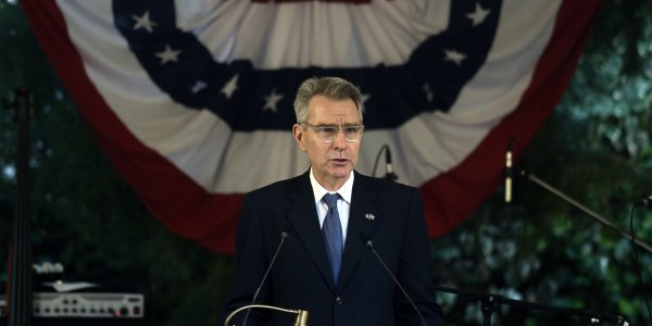 Pyatt: U.S. to be decisive factor in transforming energy landscape in Greece, E. Mediterranean