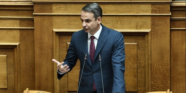 Mitsotakis: Capital controls in Greece belong to the past