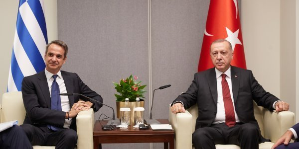 Με μια φωτογραφία απαντά η κυβέρνηση στον ΣΥΡΙΖΑ για τη συνάντηση Μητσοτάκη- Ερντογάν | Έθνος