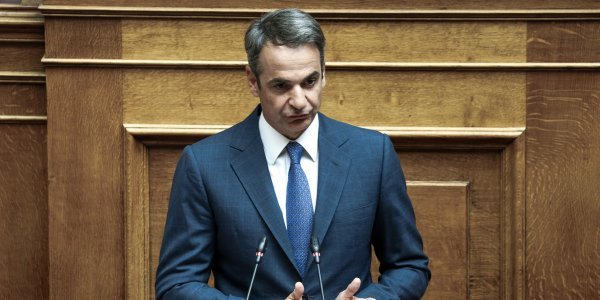 Mitsotakis stresses need to update EU-Turkey agreement on migration