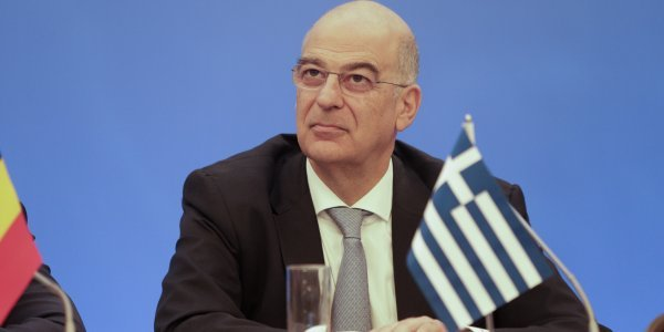 Dendias in Malta, foreign ministry announces