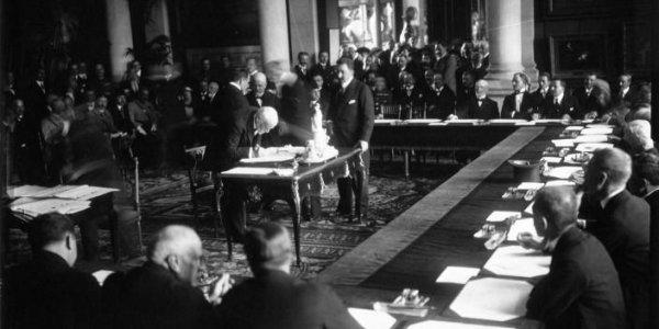 Συνθήκη των Σεβρών: Η ιστορική συμφωνία που «στοιχειώνει» τον Ερντογάν