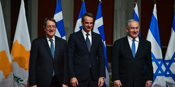 Greece Cyprus, Israel to meet on Monday in Athens on issues of expatriate nationals