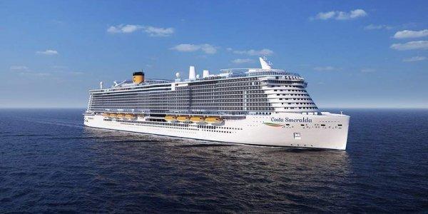 Κοροναϊός: Δύο ύποπτα κρούσματα σε κρουαζιερόπλοιο έξω από τη Ρώμη