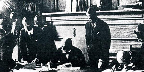 Πώς φτάσαμε στην υπογραφή της συνθήκης της Λωζάνης