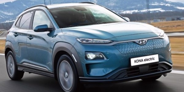 Το Kona Electric