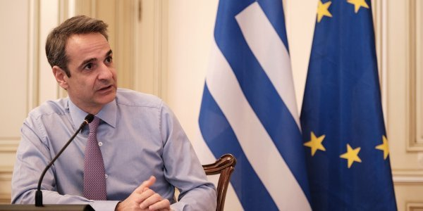 PM Mitsotakis: Primary concern, after public health, is the protection of employment