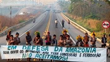 κλιματική κρίση Αμαζόνιος