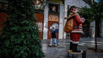 Χριστούγεννα, lockdown, κορονοϊός