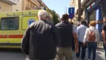 επιθεση ακροδεξιών κνε Θεσσαλονίκη