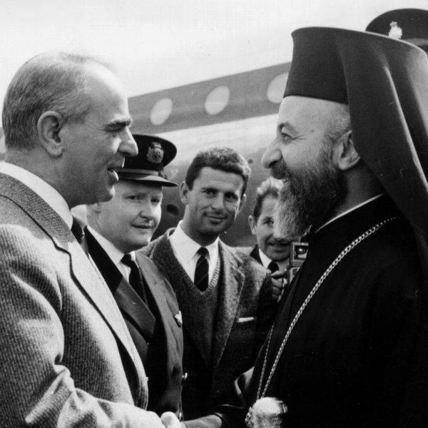 Αρχιεπίσκοπος Μακάριος: 45 χρόνια από το αιματηρό πραξικόπημα