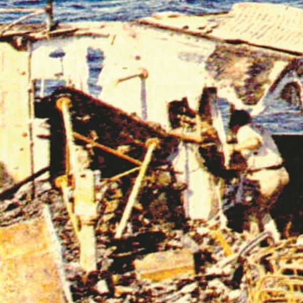 Το μακελειό του City of Poros: Τρομοκράτης σπέρνει τον θάνατο σε κρουαζιερόπλοιο