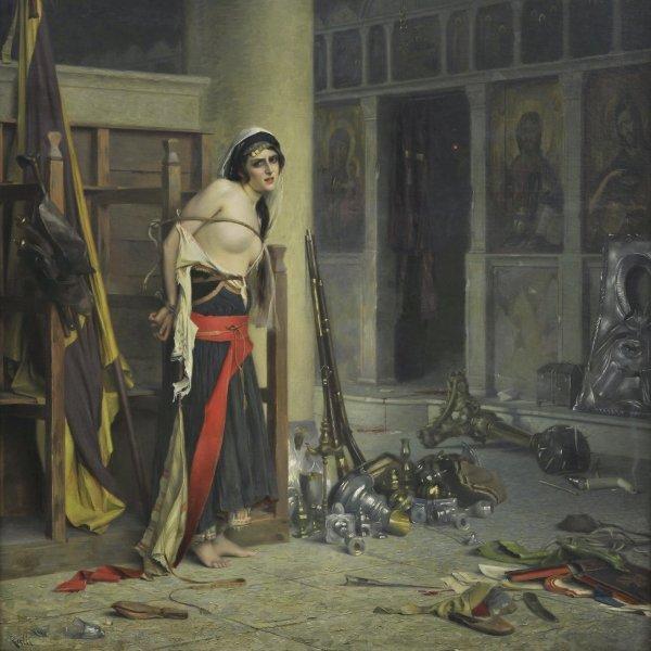Σεξουαλική βία στην τέχνη: Η τωρινή ντροπή κάποτε ήταν υψηλή τέχνη και άδολη αισθητική απόλαυση