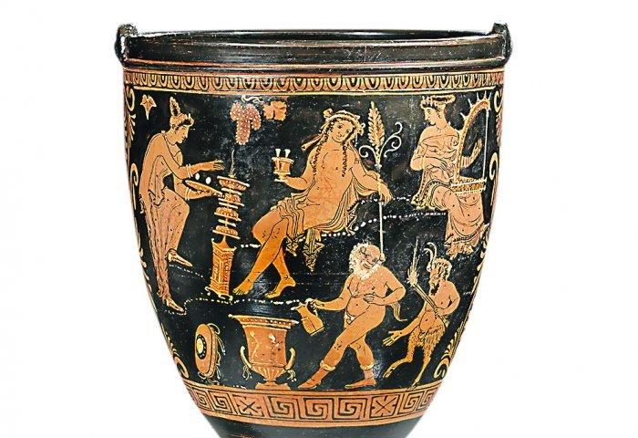 Κυνηγός αρχαιοτήτων:  «Σαφάρι» για τον Διόνυσο & τη γυναίκα με την άρπα