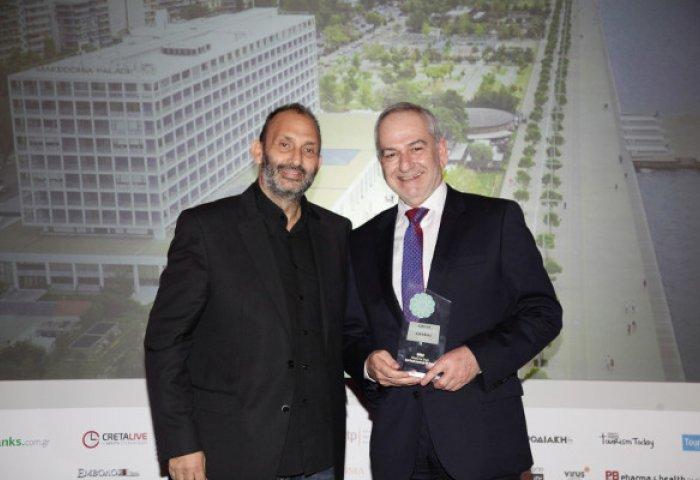 Χρυσές διακρίσεις για το Makedonia Palace στα Greek Hospitality Awards (pics)