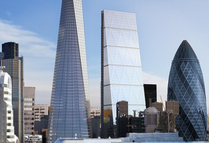 Η πρώτη πισίνα σε ουρανοξύστη του Λονδίνου είναι εντυπωσιακή με απαράμιλλη θέα (photos)