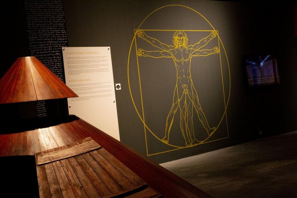 Μπήκαμε πρώτοι στην έκθεση του Λεονάρντο Nτα Βίντσι (pics)