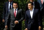 North Macedonia PM Zaev: 'Prespes Agreement's future is positively assured'