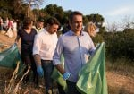 "MItsotakis: ""Waste management a top priority for New Democracy"""