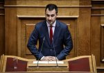Charitsis: Citizens want from us to meet their expectations for progressive gov't