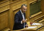 FinMin Staikouras announces 700-euro social dividend for 250,000 households