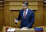 PM Mitsotakis: Climate crisis challenge a problem but also an opportunity