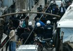 Evacuation of occupied building in Exarchia concluded
