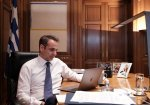Mitsotakis stresses the importance of corona bond